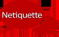 Netiquette - Le regole della buona educazione in Chat